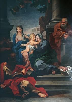 Italy, Lazio, Rome, San Silvestro Art Print by Everett