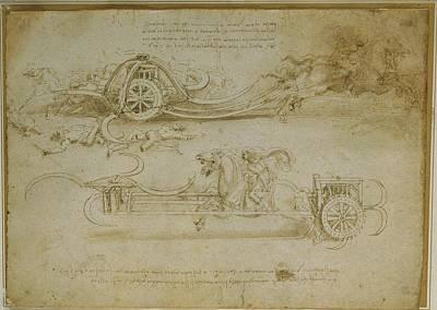 Italy, Piemonte, Turin, Royal Library Art Print