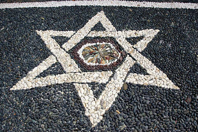 Mosaic Photograph - Italy, Santa Margherita Ligure by Jaynes Gallery