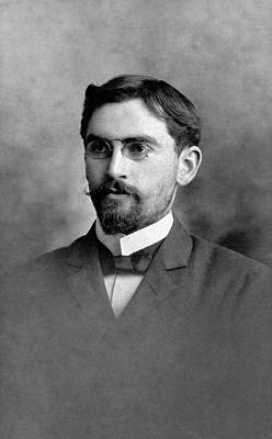 J. R. R Photograph - J. Russell Smith by American Philosophical Society