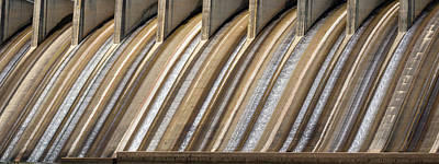 Thurmond Wall Art - Photograph - J. Strom Thurmond Dam by Jim West/science Photo Library