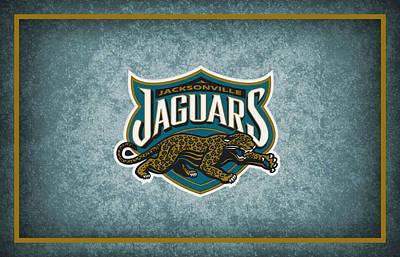 Jacksonville Jaguars Art Print
