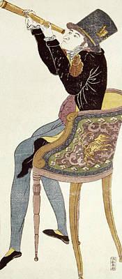 Japan Dutchman, C1750 Art Print by Granger