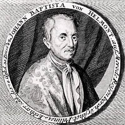 Jean Baptiste Von Helmont Art Print by Universal History Archive/uig