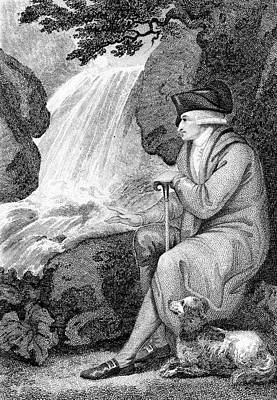Contemplating Photograph - Jean-jacques Rousseau by Universal History Archive/uig