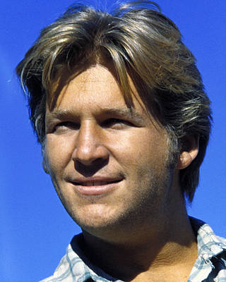 Jeff Bridges Photograph - Jeff Bridges In Thunderbolt And Lightfoot  by Silver Screen
