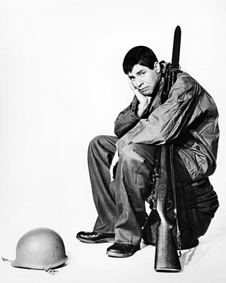 Jerry Photograph - Jerry Lewis by Silver Screen