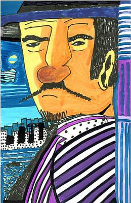Jersey Joe Art Print by Don Koester