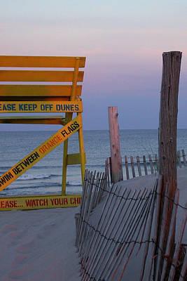 Jersey Shore Art Print