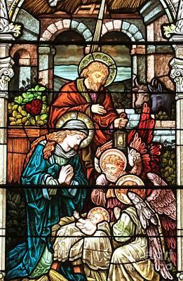 Photograph - Jesus Is Born by Adam Jewell