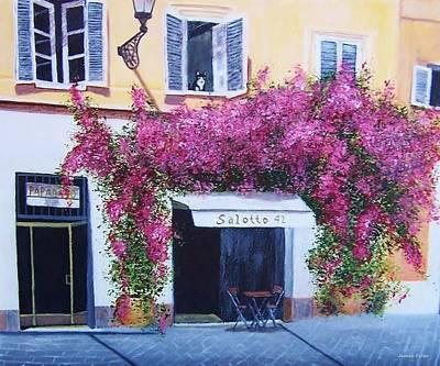 Painting - Jill's Roma by Jamie Frier