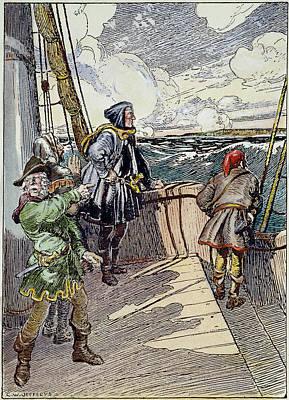 John Cabot (c1450-c1499) Art Print by Granger