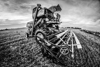 John Deere Art Print by Jay Stockhaus
