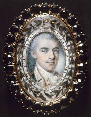 John Laurens (1754-1782) Art Print by Granger