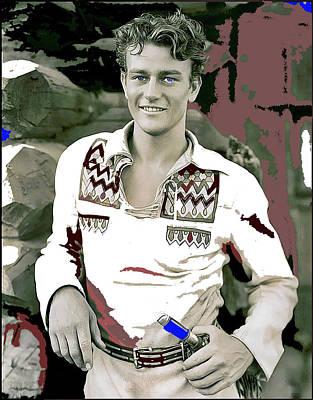 Frank Sinatra - John Wayne In Buckskins The Big Trail 1930-2013 by David Lee Guss