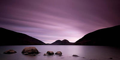 Jordan Photograph - Jordan Pond by Patrick Downey