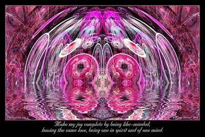 Digital Art - Joy Complete by Missy Gainer