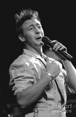 John Lennon Photograph - Julian Lennon by Concert Photos