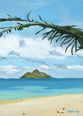 Kailua Moke Original by Stacy Vosberg