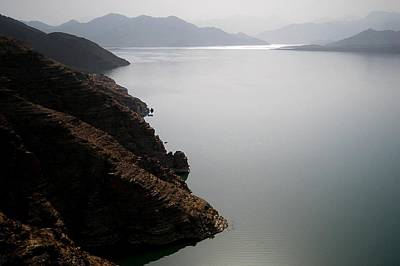 Afghanistan Photograph - Kajaki Lake In Helmand Province Afghanistan by Jetson Nguyen