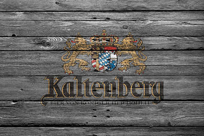 Handcrafted Photograph - Kaltenberg by Joe Hamilton