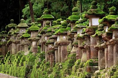 Nara Photograph - Kasuga-taisha Shrine In Nara, Japan by Paul Dymond