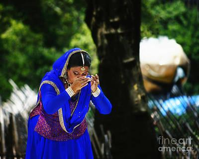 Festivals Of India Photograph - Kathak by Nishanth Gopinathan