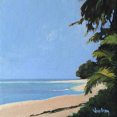 Kauai Northshore Original by Stacy Vosberg