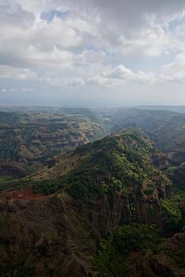 Photograph - Kauai Vista by Steven Lapkin