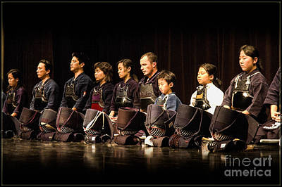 Photograph - Kendo by Michael Arend