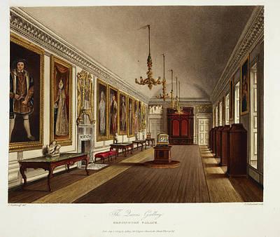 Kensington Palace Art Print by British Library