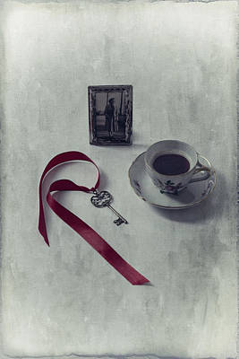 Key To My Memories Art Print by Joana Kruse