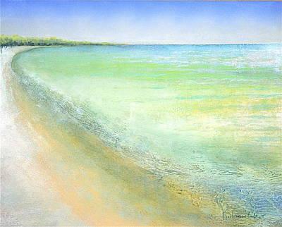 Viridian Painting - Key Wayden by Kaata    Mrachek