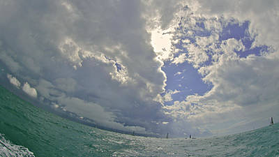 Photograph - Key West Horizon by Steven Lapkin
