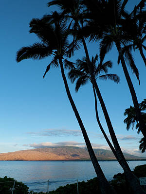 Canoe Photograph - Kihei, Maui, Hawaii by Douglas Peebles
