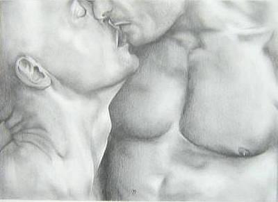 Kiss Original by Michael Flynt