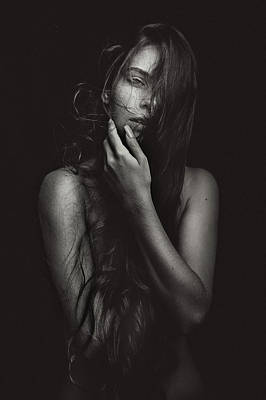 Nude Portraits Photograph - Klaudia by Martin Krystynek Qep