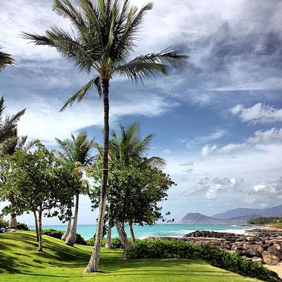 Photograph - Ko Olina Lagoon by Gary Smith