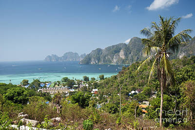 Queen Rights Managed Images - Ko Phi Phi Island In Thailand Royalty-Free Image by JM Travel Photography