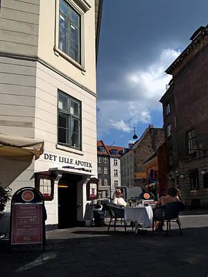 Photograph - Kopenhavn Denmark 36 by Jeff Brunton