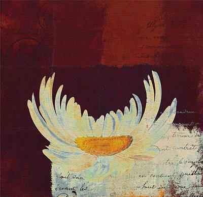 La Marguerite - 049143067 Art Print