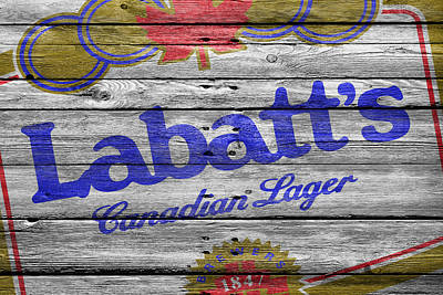 Hop Photograph - Labatt by Joe Hamilton