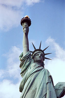 Photograph - Lady Liberty 6 by Allen Beatty