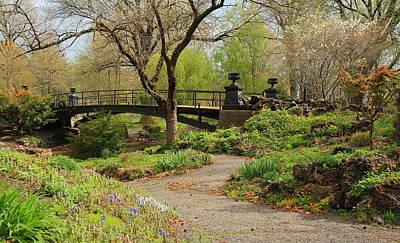 Photograph - Lafayette Park by Scott Rackers