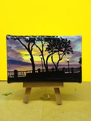 Painting - Lahaina Sunset by Darice Machel McGuire