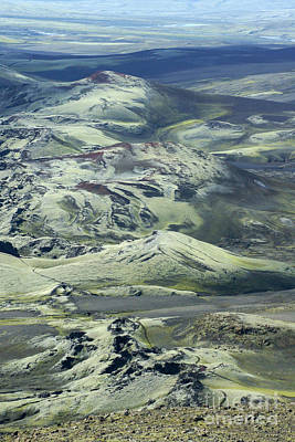 Photograph - Lakagigar Iceland by Rudi Prott