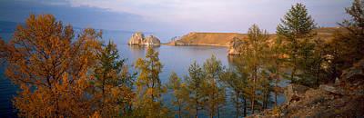 Lake Baikal Siberia Russia Art Print by Panoramic Images