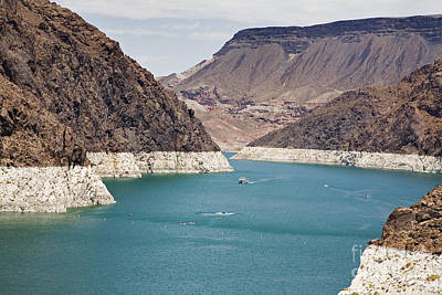Photograph - Lake Mead by Jim West