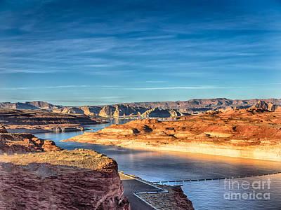 Pucker Up - Lake Powel in Page Arizona USA by Frank Bach