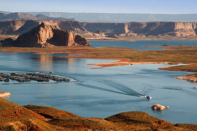 Photograph - Lake Powell Utah by Utah Images
